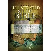 Holman Illustrated Study Bible - Hardcover