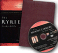 Ryrie NIV Study Bible - Bonded Leather With DVD - Burgundy